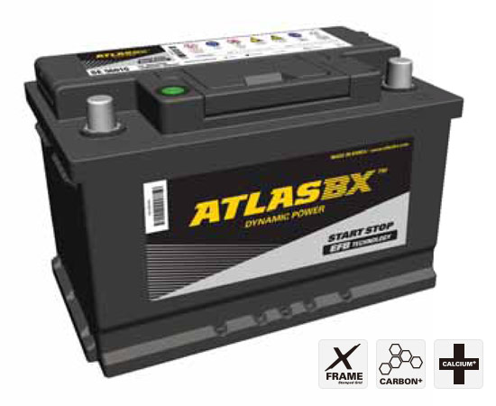 AtlasBX EFB Battery