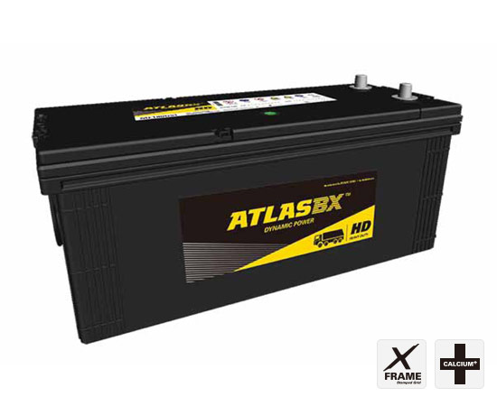 AtlasBX HD Battery