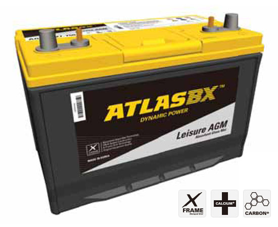 AtlasBX AGM Battery