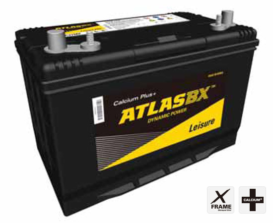 AtlasBX XV Battery